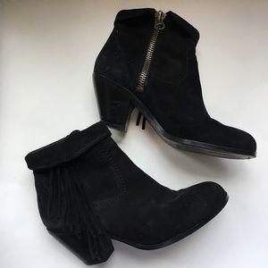 Sam Edelman Shoes - Sam Edelman Womens Louie Black Fashion Boots